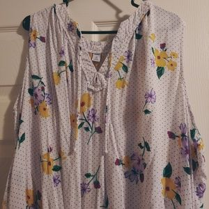 Old Navy Sleeveless Tunic 4X